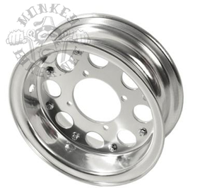 "8"" alloy rim 8hole design"