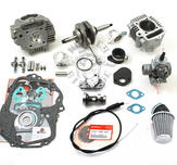 108cc TB Race Head big bore Kit 3