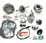 108cc TB Race Head big bore Kit 1