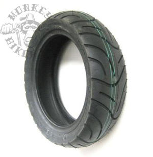 "10"" MonkRacing tyre including tube 110/70-10"