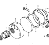 Air filter Z50