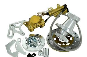 Disc brake-kit rear 10""
