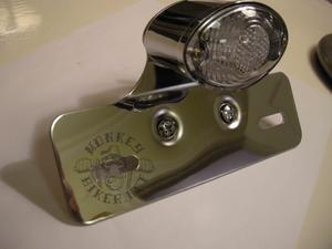 Baklampa LED mini cat eye