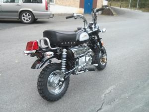 Replica Monkeybike 50cc black