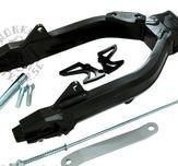 Alloy Swing arm G'Craft-styl +6cm Black