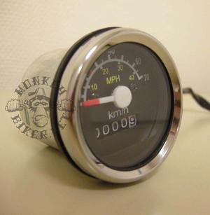 Hastighetsmätare Monkey 70km/h
