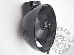 Lamphus monkey svart Z50J1
