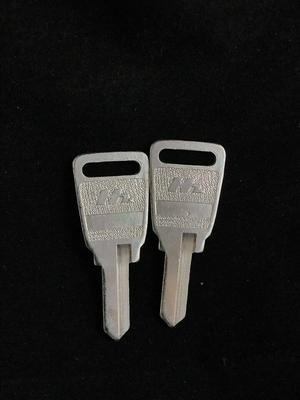 Honda Z50 & ST70 nyckelämne höger