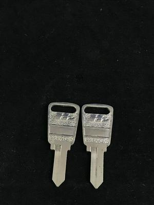 Honda Z50 & ST70 nyckelämne vänster