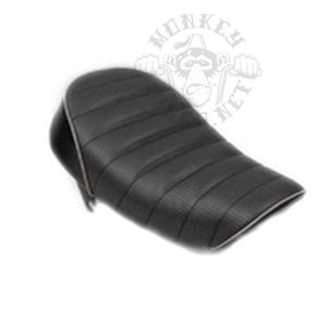 Seat G'Craft style Black piping