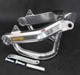 Aluminium svingarm G'Craft style extra förstärkt +6 cm