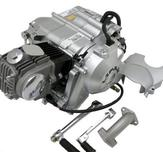 72cc engine electric starter