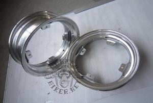 "12"" Dax/PBR aluminumfälgar CNC"