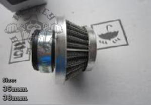 Airfilter 38mm - Cone