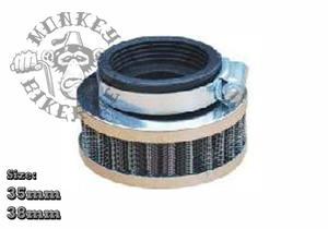 Luftfilter 35mm - flat