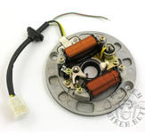 Stator Hitachi 6volt breaker point ignition