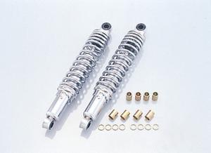 305mm Kitaco shocks chromed springs