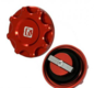 Gas cap CNC Monkey Red