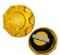 Gas cap CNC Monkey Yellow