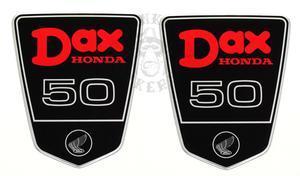 Dax ST50 sidoemblem