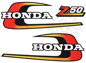 Monkey Z50A K6 decal set