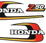 Monkey Z50A K6 decal set