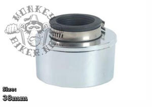 Airfilter 38mm - covered