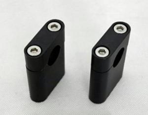 Handle bar holders black