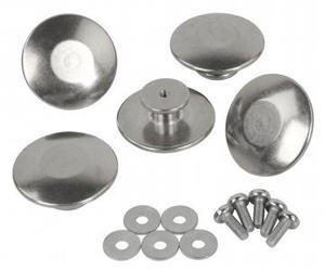 Knapp aluminium