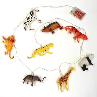 Ljusslinga Vilda djur