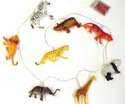 Lightstring Wild animals
