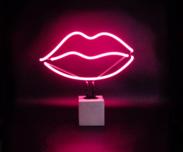 LIPS Neon lamp