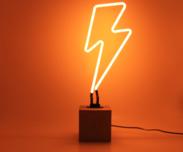 FLASH Neon lamp
