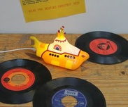 Lamp Beatles Submarine