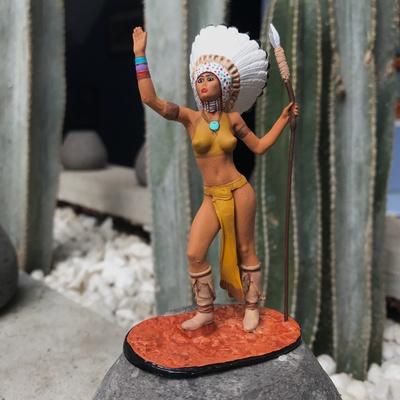 Tennfigur Chief