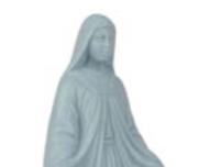 Holy Maria diffuser Blue