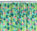 Showercurtain Flamingo
