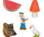 Animal / figurine lamps
