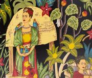 Bricka Frida Garden