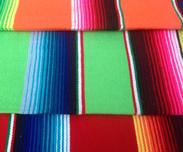 Filt Mexikansk Sarape