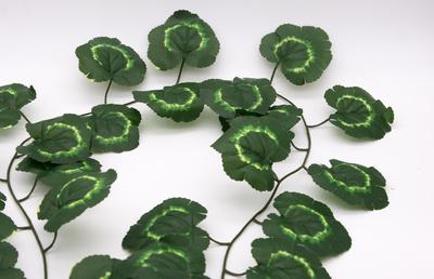 Leafe string Green Decoration 3m