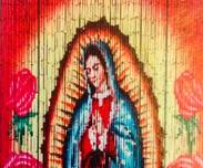 Draperi Guadalupe Bamboo