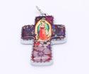 Guadalupe cross 7cm