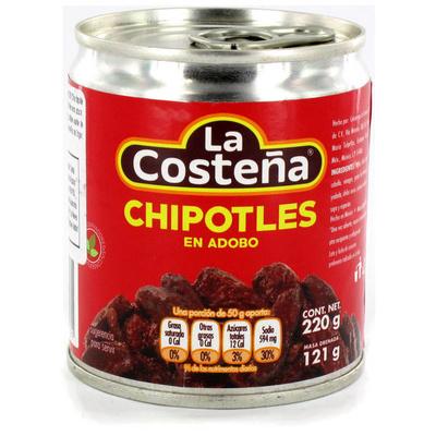 Chipotle i Tomatsås