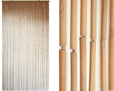 Curtain Naturally Bamboo