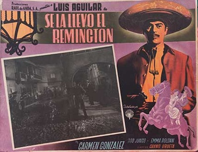 Poster Film Mexico Vintage