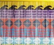 Curtain Graph Bamboo