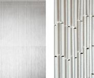 Curtain White Bamboo