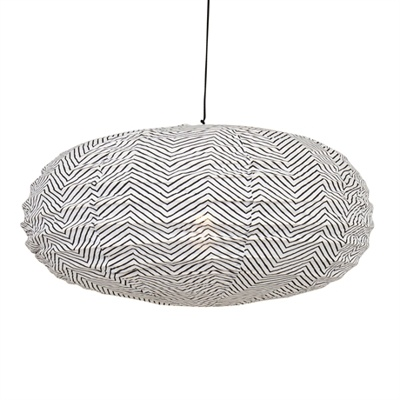 Lampskärm Oval