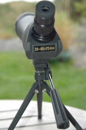 TUBKIKARE  SPOTTING SCOPE 20-60x70 MED BORDSSTATIV
